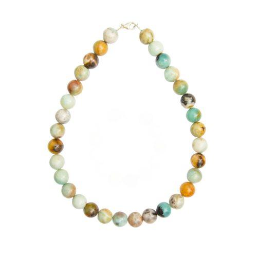 collier-amazonite-multicolore-pierres-boules-14mm-02