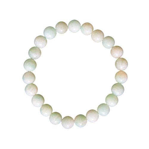 Amazonite Bracelet - 8 mm Bead