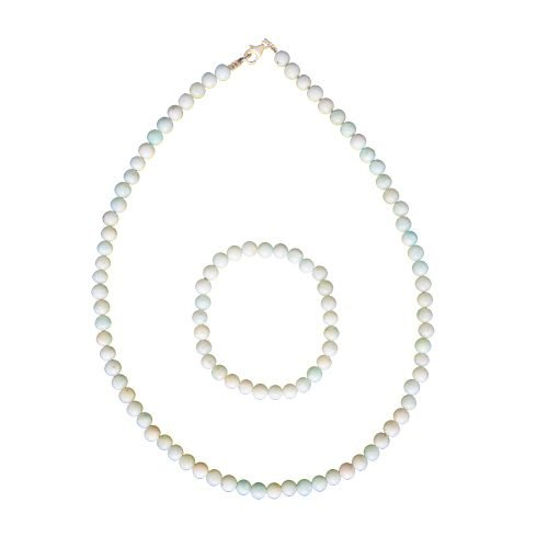 Amazonite Gift Set - 6 mm Bead