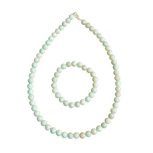 Amazonite Gift Set - 8 mm Bead