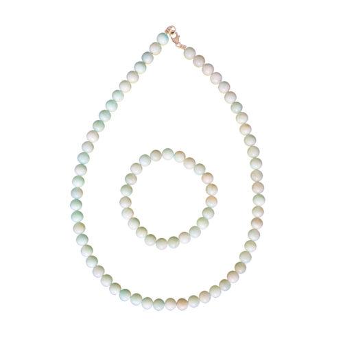 Amazonite Gift Set - 8 mm Bead