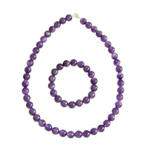 Amethyst Gift Set - 10 mm Bead