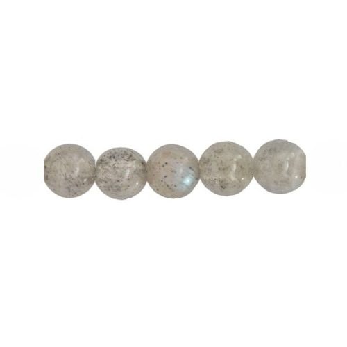 perle ronde labradorite 6mm