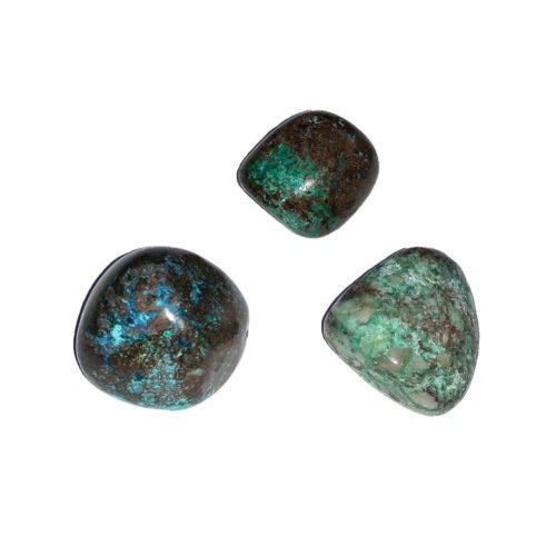 Chrysocolla-Turquoise Tumbled Stone