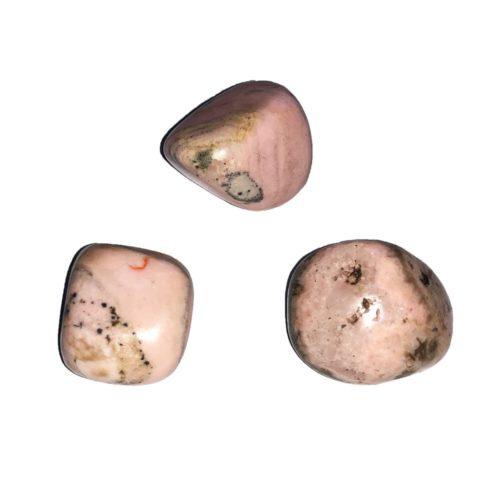 Rhodocrosite Tumbled Stone