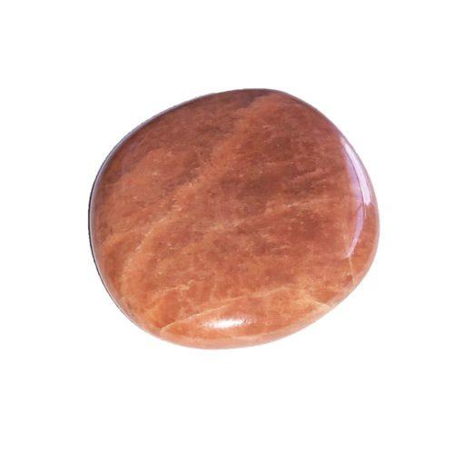 Orange Moonstone Pebble