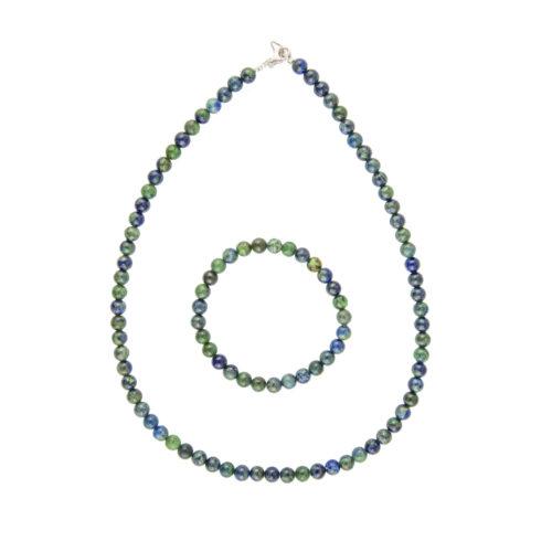 Chrysocolla Gift Set - 6 mm Bead