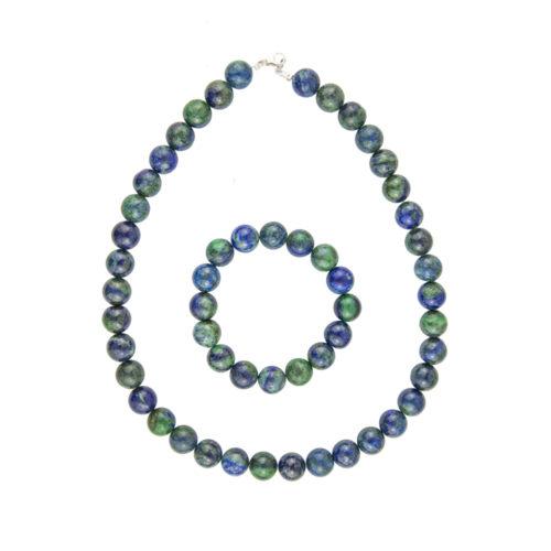 Chrysocolla Gift Set - 12 mm Bead