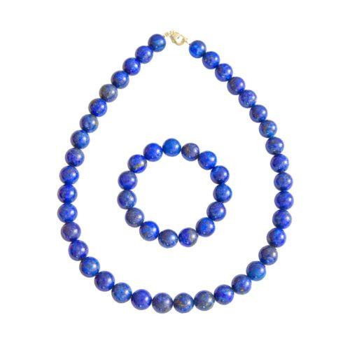 Lapis Lazuli Gift Set - 12 mm Bead