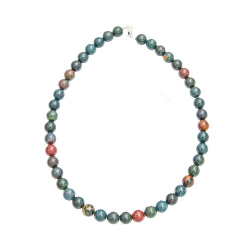 10mm-bloodstone-bead-necklace