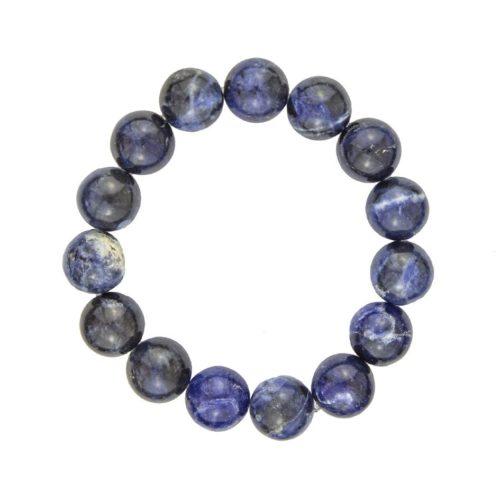 Sodalite Bracelet - 12 mm Bead