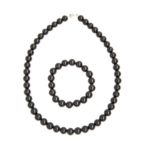 Black Obsidian Gift Set - 10 mm Bead