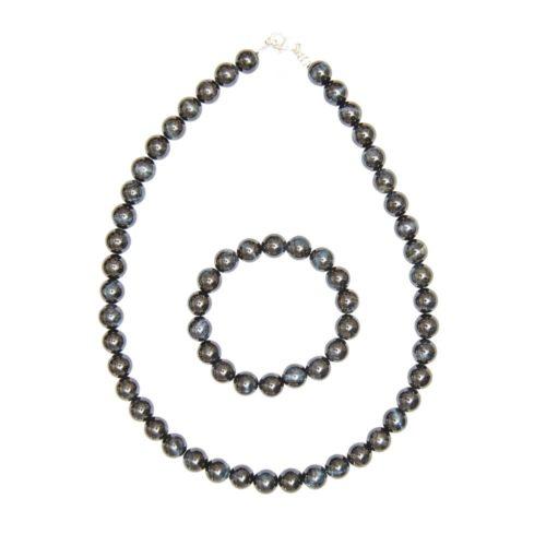 Falcon's Eye Gift Set - 10 mm Bead