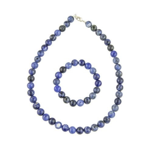 Sodalite Gift Set - 10 mm Bead