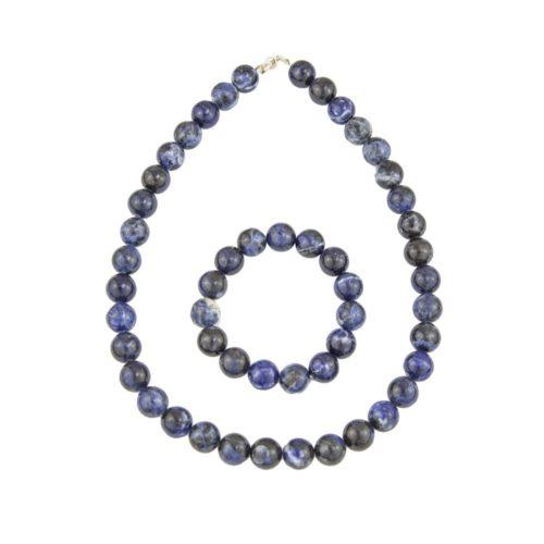 Sodalite Gift Set - 12 mm Bead