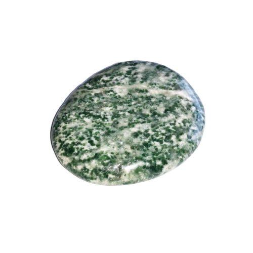 Dark Serpentine Pebble