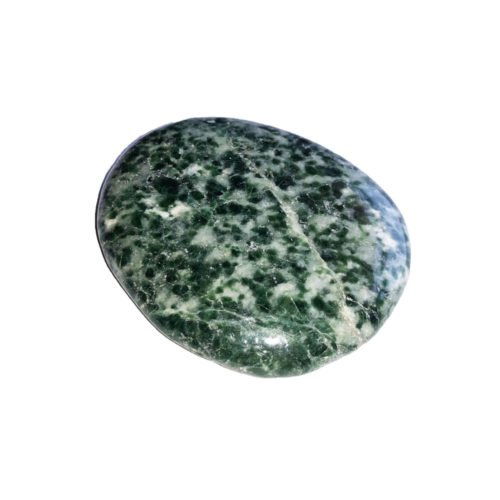 Dark Serpentine Pebble