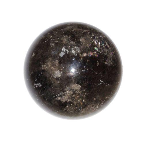 Smoky Quartz Bead - 60 mm