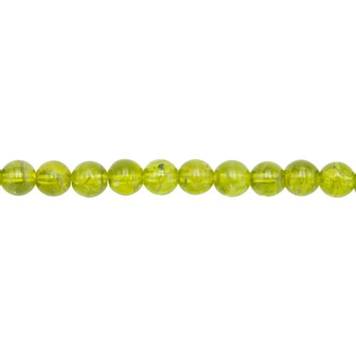 Peridot Line - 8 mm Bead