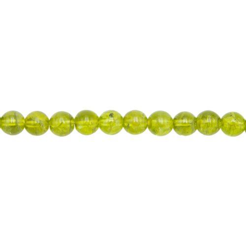 Peridot Line - 8 mm Bead