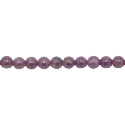 Ruby Line - 8 mm Bead