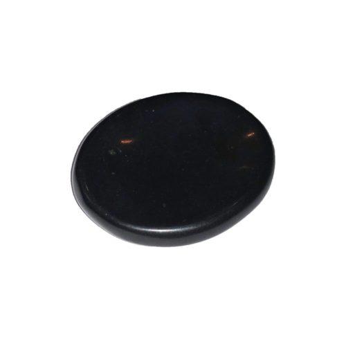 pierre pouce obsidienne noire