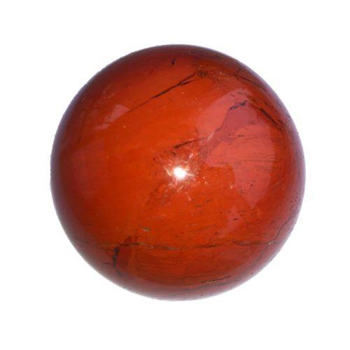 Red Jasper Bead - 60 mm