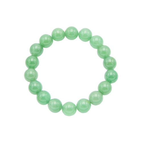 Aventurine Bracelet - 10 mm Bead