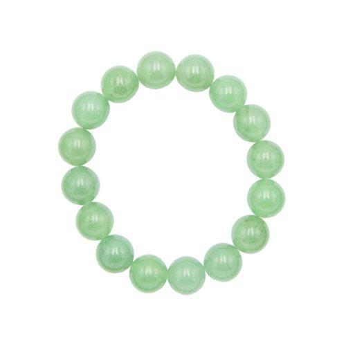 Aventurine Bracelet - 12 mm Bead