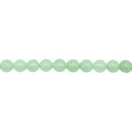 Aventurine Line - 8 mm Bead