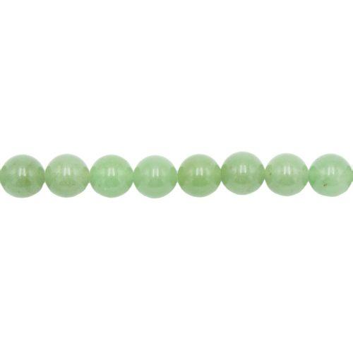 Aventurine Line - 12 mm Bead