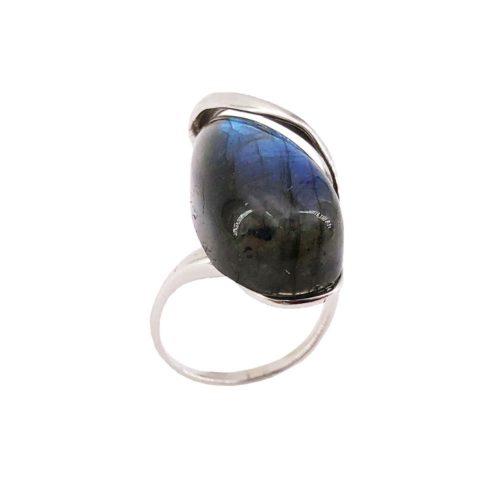 colombe labradorite silver ring