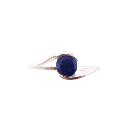 doriane lapis lazuli 925 silver ring