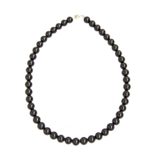 onyx-bead-necklace-10mm