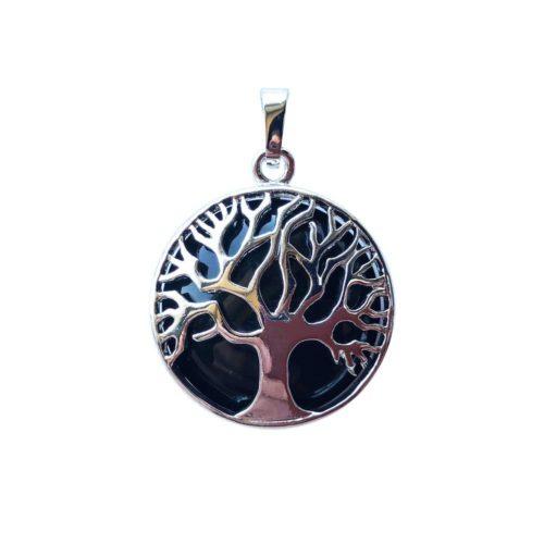 Onyx Pendant Tree of Life