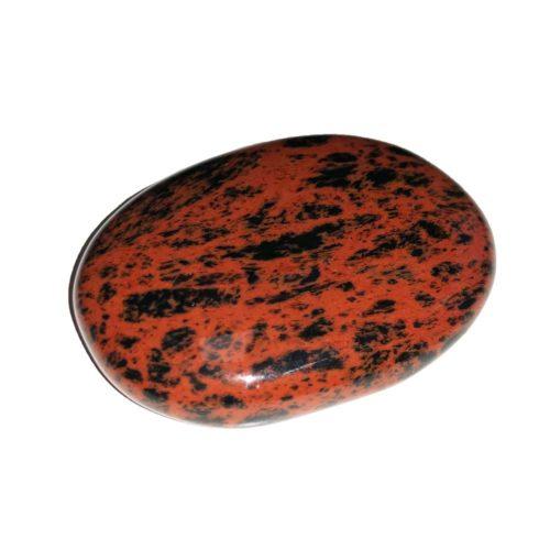 Mahogany Obsidian Pebble