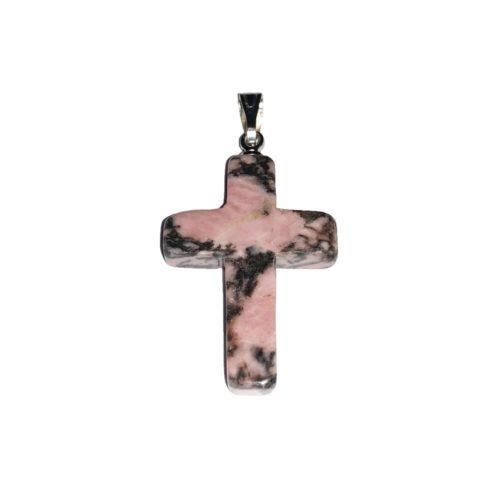cross-rhodonite-pendant
