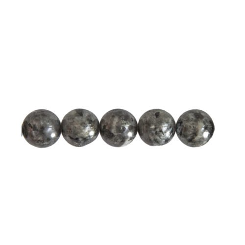 Labradorite Beads with Inclusions
