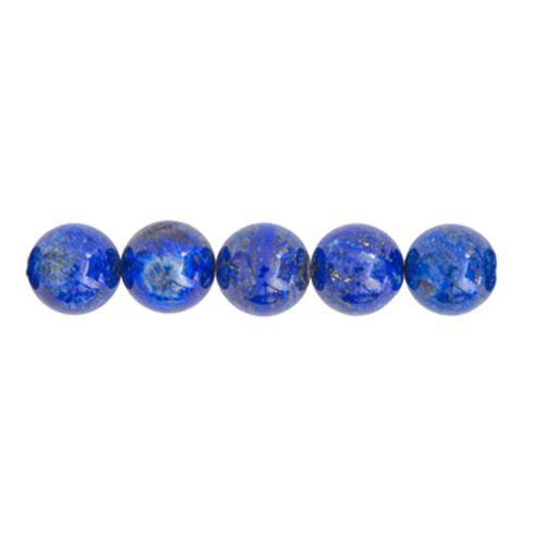8 mm Lapis Lazuli Beads