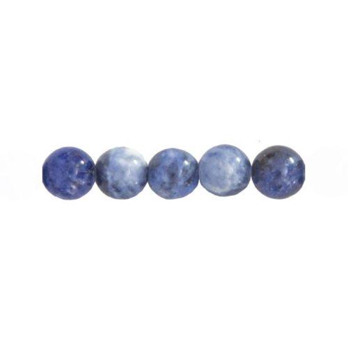 sodalite beads 10mm