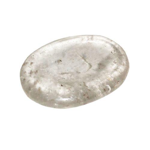 pierre pouce cristal de roche