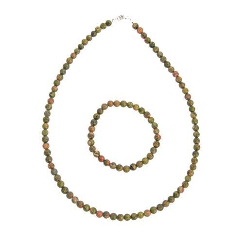 epidote-jewellery-set-6mm