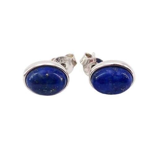 boucle oreille lapis lazuli