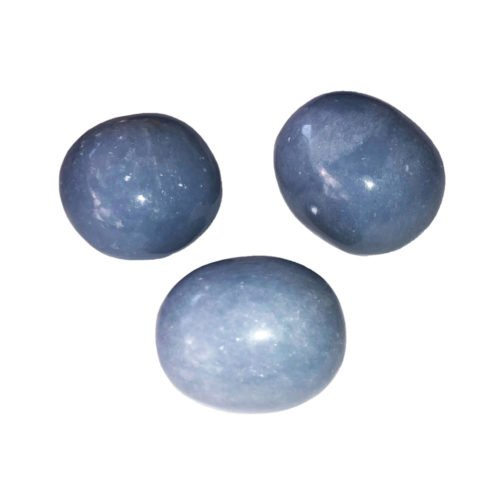 anhydrite tumbled stone