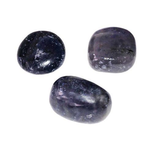 Iolith tumbled stones
