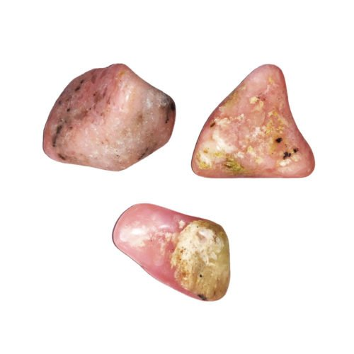 Andes Opal tumbled stones