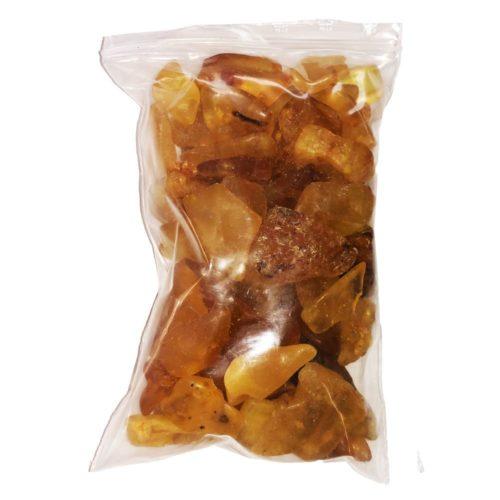 500 grs bag of Amber tumbled stones