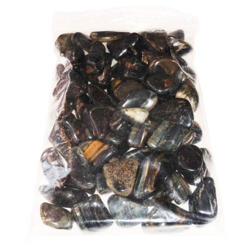 bag of falcon eye stones