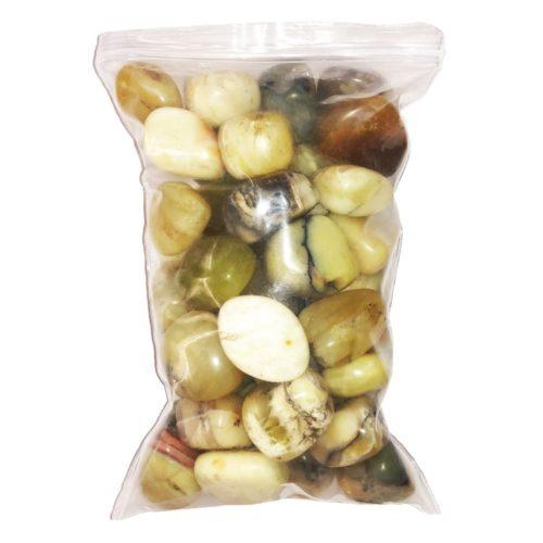 bag of Yellow Opal stones