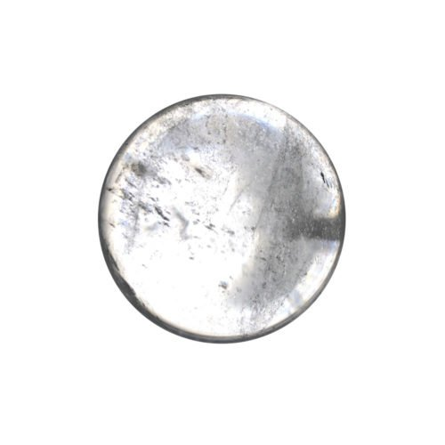 Rock crystal sphere 40 mm